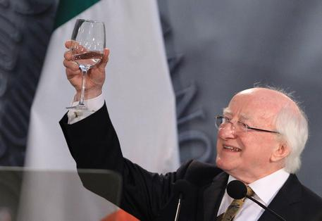 Michael D. Higgins © EPA