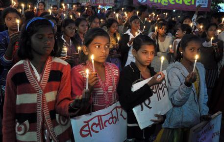 Ancora stupri in India (foto: ANSA )
