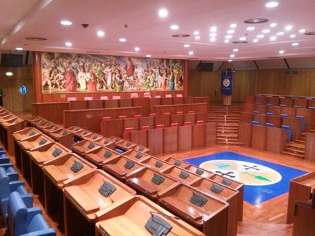 Aula consiglio regionale della Calabria © ANSA