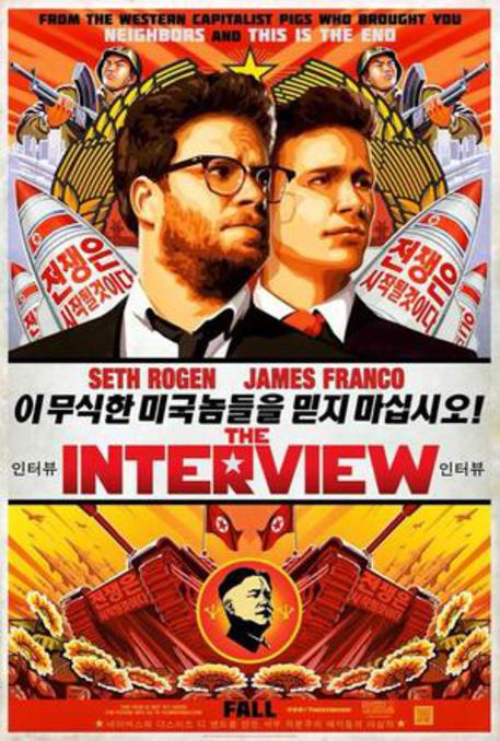 The Interview © Ansa