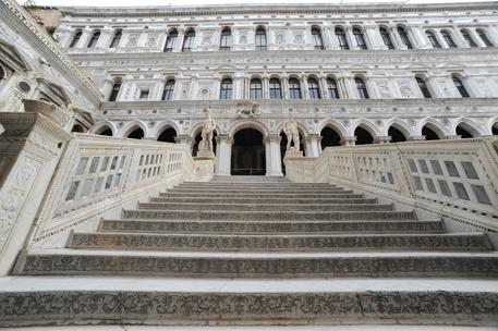 The Doge's Palace in Venice (foto: ANSA)