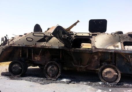La crisi in Iraq (foto: EPA)