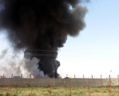 IRAQ: OBAMA, RAID ANCHE SENZA IL VIA LIBERA DEL CONGRESSO (foto: EPA)