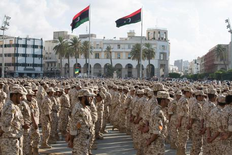 Tripoli © AP