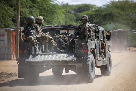 At least 15 die in an attack on Kenyan university © EPA
