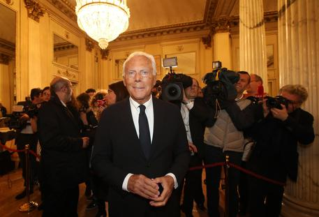Scala: Giorgio Armani nuovo socio fondatore thumbnail