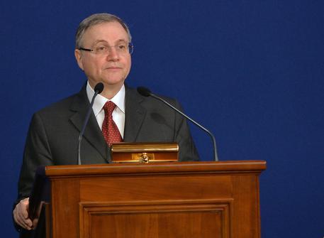 Il governatore di Bankitalia, Ignazio Visco © ANSA