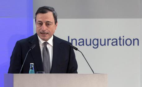 Mario Draghi © AP