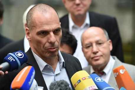 Yanis Varoufakis © EPA