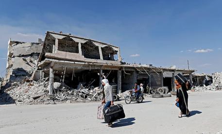 Kobane © ANSA