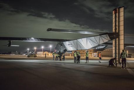 Solar Impulse 2 © EPA
