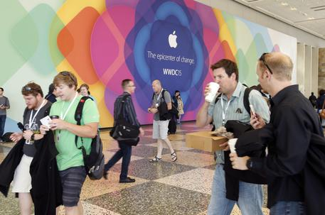 Ue ancora contro Apple, distorce mercato streaming musica © EPA