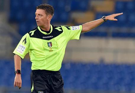 Gianluca Rocchi Napoli-Inter