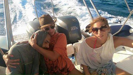 2e3b6edcc4d99dce4e375bfbd8fbe795 Siriano in balia del mare. Salvato dopo 13 ore