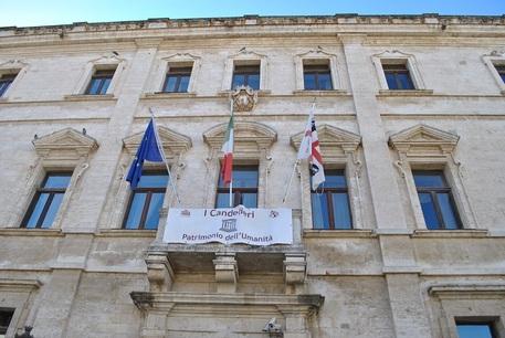 Il municipio di Sassari
