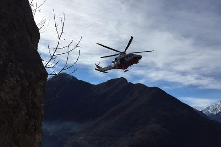 Incidenti montagna: precipita da falesia, morta donna © ANSA