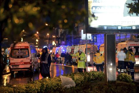 Turkey Attack © AP