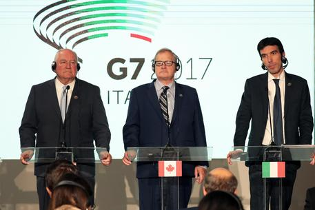 G7 Agriculture Ministerial Meeting © ANSA