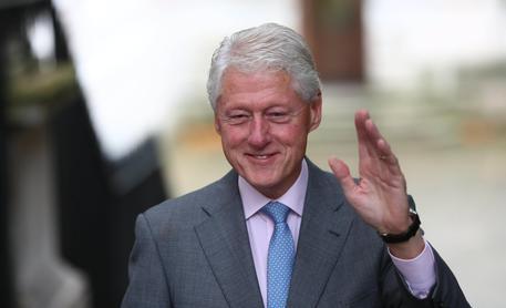 Arriva il nuovo thriller di Bill Clinton - Libri - Narrativa - ANSA