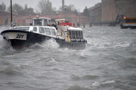 Ruba vaporetto a Venezia, denunciato