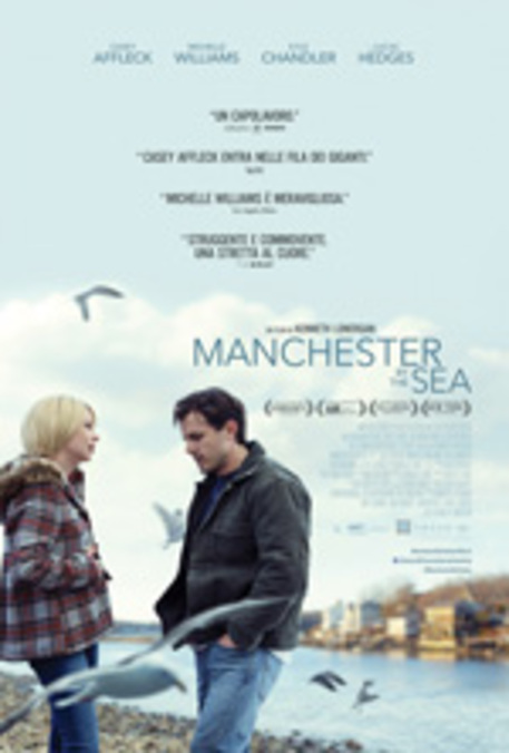 Manchester by the sea la locandina © Ansa