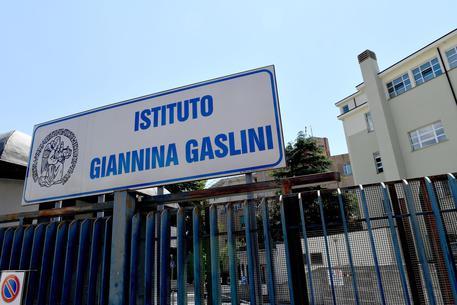 L'ospedale Giannina Gaslini di Genova © ANSA