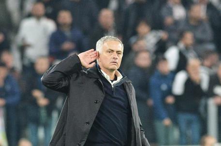 Roma: Mourinho,