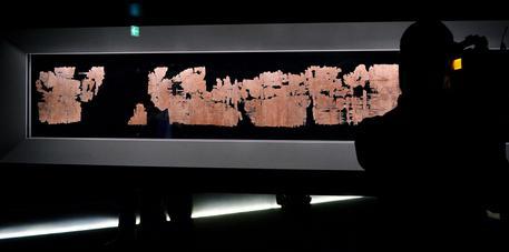 Papiro Artemidoro è falso, ma la truffa è prescritta