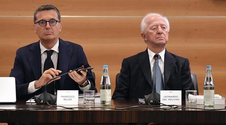Mediobanca, Del Vecchio sale al 15,4% del capitale thumbnail