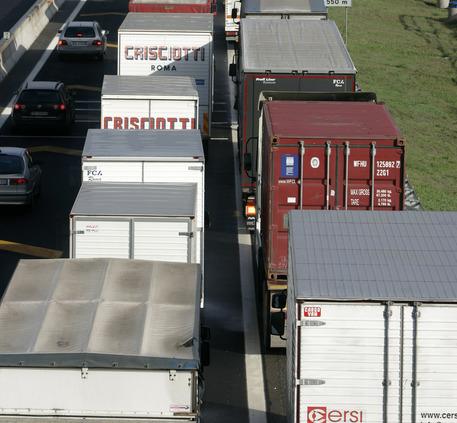 Green pass: Fiap, danno su autotrasporto, rischio scaffali vuoti © ANSA