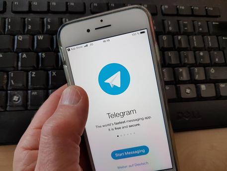 Con cambio privacy Whatsapp boom Telegram, +25 mln utenti © EPA