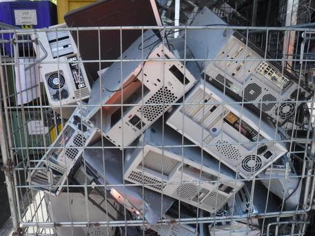 Record di rifiuti elettronici, 53 milioni di tonnellate nel 2019