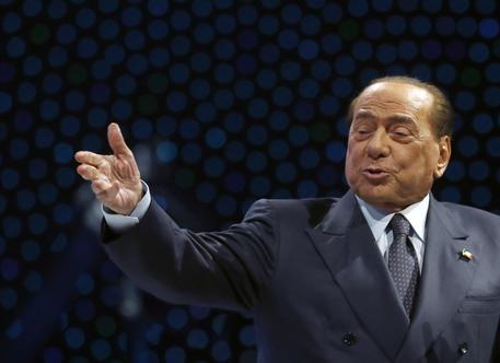 Silvio Berlusconi © AP