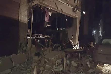 Albania Earthquake © AP