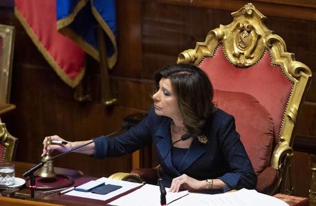 Maria Elisabetta Alberti Casellati © ANSA