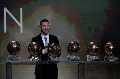 Ballon d'Or 2019: Lionel Messi © AP