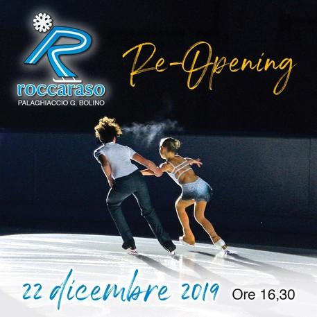 Roccaraso Nuovo Look Per Il Palaghiaccio Abruzzo Ansa It