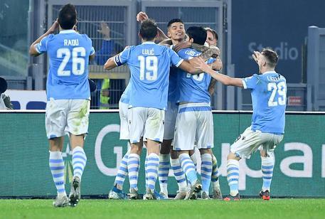 Serie A Lazio Batte La Juventus 3 1 Primo Ko Per I Bianconeri Calcio Ansa