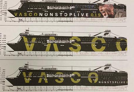 Vasco, si preparano le navi per lo sbarco in Sardegna 06d679c6cef2b49d48ff89ab040a3b48