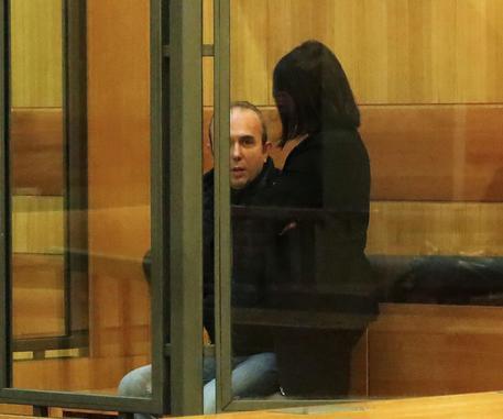 Michele Castaldo, omicida reo confesso di Olga Matei © ANSA