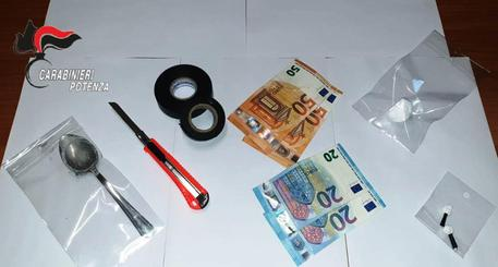 Rionero Trovato Con Cocaina Arrestato Basilicata Ansa It