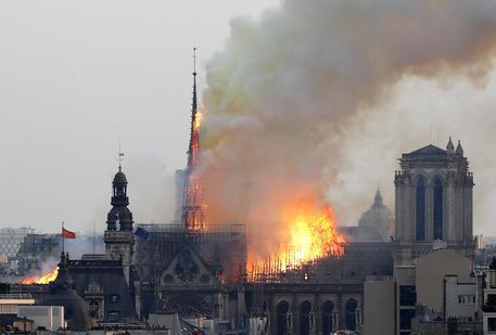 Notre Dame © AP
