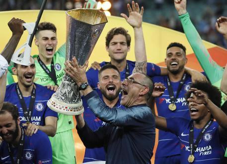 Risultati immagini per chelsea europa league