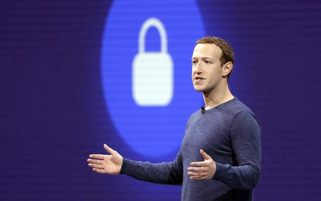 Zuckerberg, Libra facile come inviare foto © AP