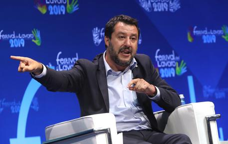 Salvini: 'Anticipiamo la manovra all'estate' © ANSA