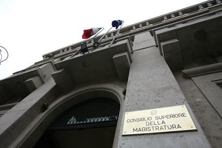 L'esterno di Palazzo dei Marescialli a Roma, in una immagine di archivio. © ANSA