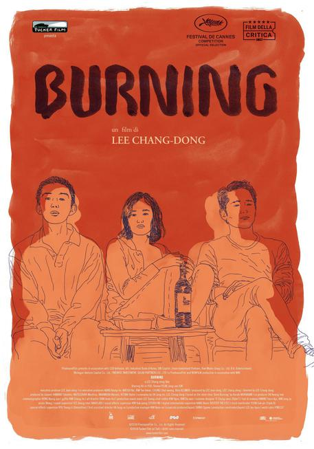 Burning, l'amore brucia per Lee Chang-dong - Film - ANSA