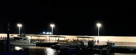Migranti, ancora sbarchi a Lampedusa$