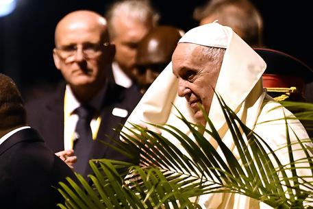 Pope praises Mozambique peace efforts - English - ANSA it