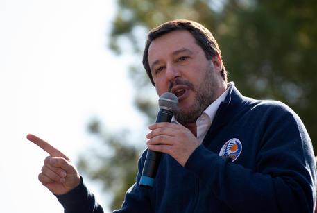 Salvini,se Draghi candidato Colle avrebbe nostro sostegno thumbnail